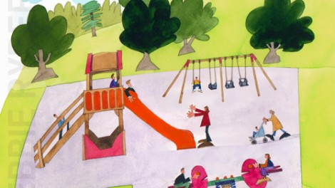 The Countryside Agency  - Local case studies - Playgrounds