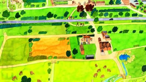 The National Trust  - Gressenhall Farm