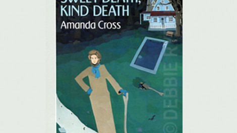 Book cover, Virago - Sweet death, Kind death